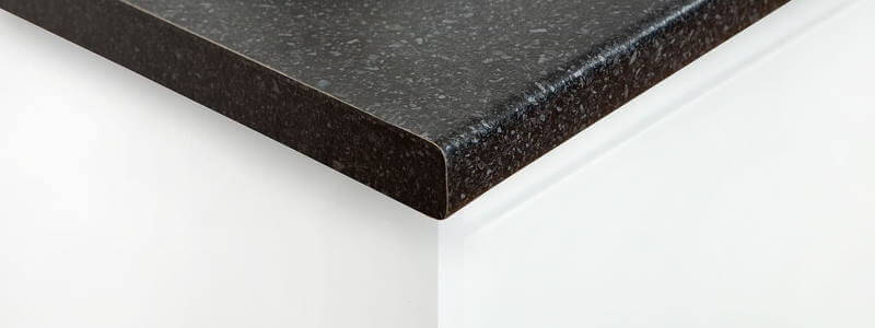 Worktop - Black Quartz