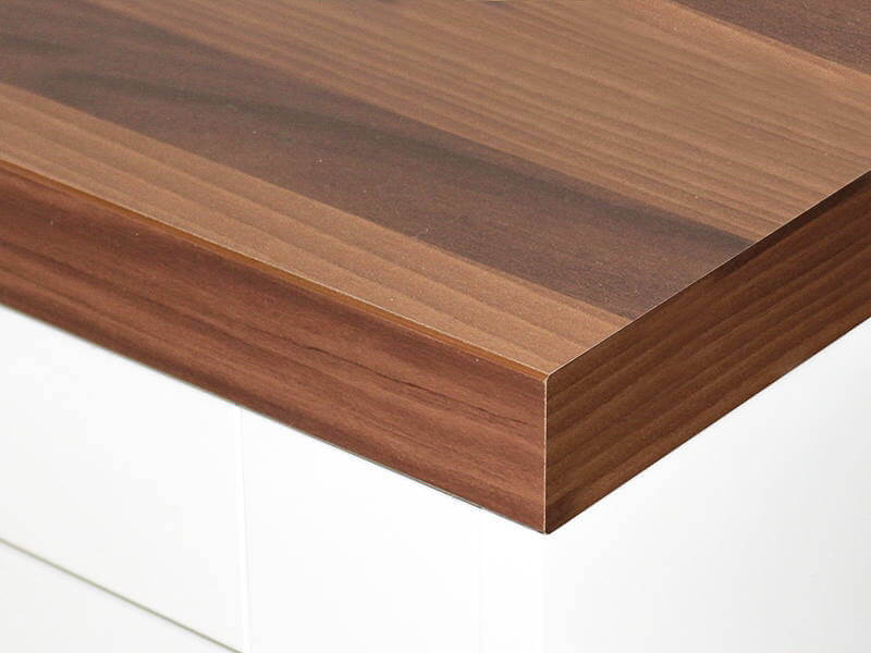 Worktop - Block Walnut Universal