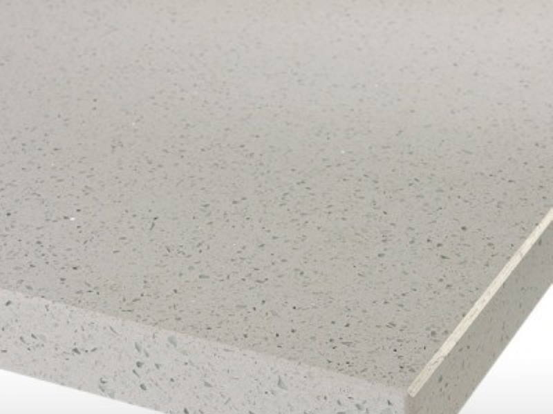 Worktop - White Sparkle
