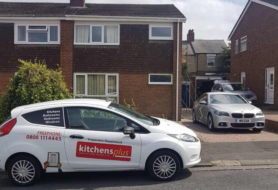 Kitchens Plus - Car